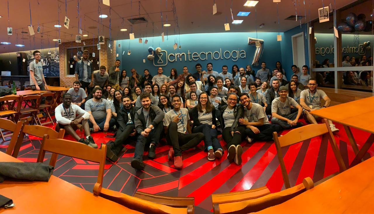CM Tecnologia ganha o prêmio Startup of Distrito
